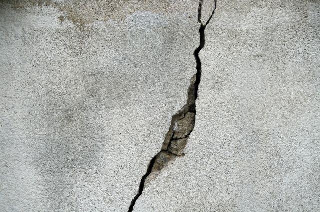 Землетрясение может начаться в посёлке Таборы.