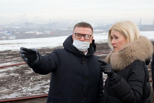 Не так давно Виктория Абрамченко побывала в Челябинске и увидела, как проходит рекультивация городской свалки.