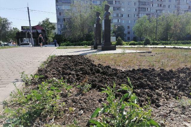 На реконструкцию парка в Оренбурге было выделено более 18 млн рублей.