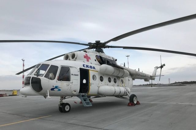 Пятерых жителей восточного Оренбуржья доставили в лечебные учреждения областного центра.