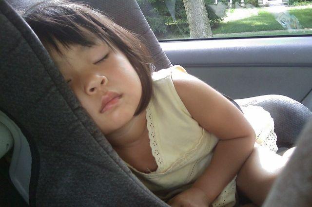 С начала года за нарушение правил перевозки детей оштрафовали полторы тысячи автомобилистов.