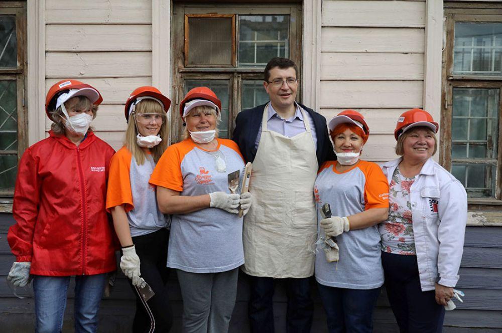 Первый Всероссийский съезд «Том Сойер Фест» проходил в Нижнем Новгороде с 21 по 29 мая 2021 года.