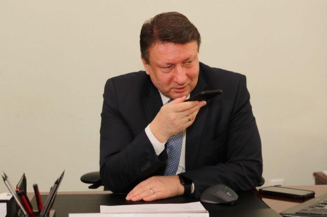 Олег Лавричев