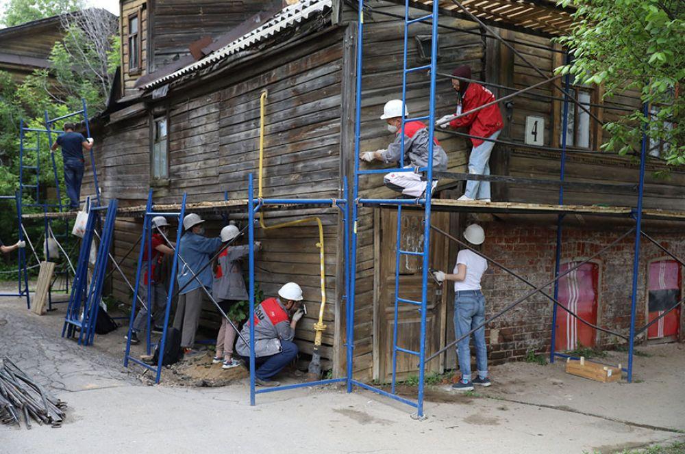 Когда съезд завершится, работа волонтёров на нижегородских площадках продолжится.