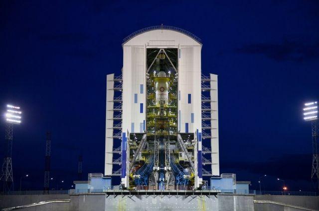 Союз вывел на орбиту британские спутники связи OneWeb