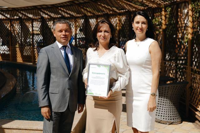 Предприниматели Оренбурга успешно пользуются продуктами Сбера.