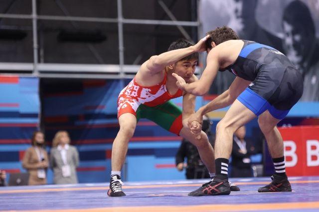 В Красноярске сегодня проходят полуфиналы и финалы Гран-при Ивана Ярыгина