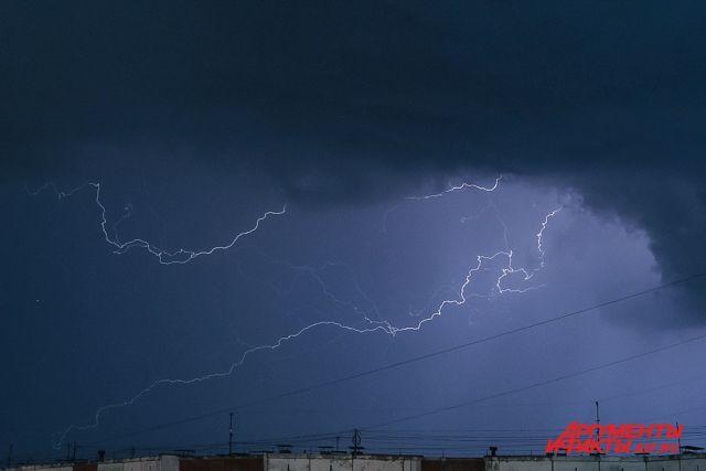 МЧС Удмуртии опубликовал предупреждение об ухудшении погоды.
