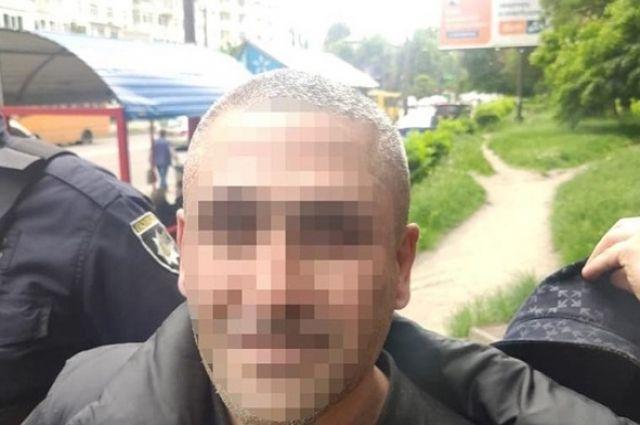 В Киеве задержали мужчину, который сбежал из-под стражи в суде Ирпеня
