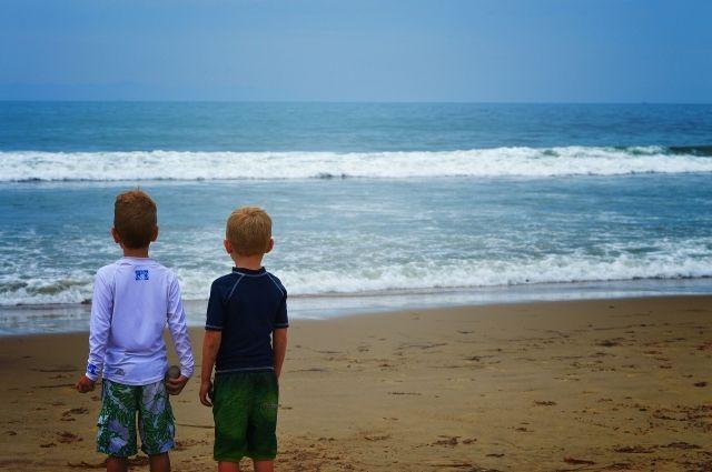 Право на бесплатный отдых на побережье Черного моря получили ребята, один из родителей которых погиб при исполнении своих профессиональных обязанностей — при врачебной деятельности во время пандемии COVID-19 или при выполнении служебно-боевых задач.