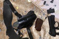 В Полтавской области мужчина стрелял по полицейским