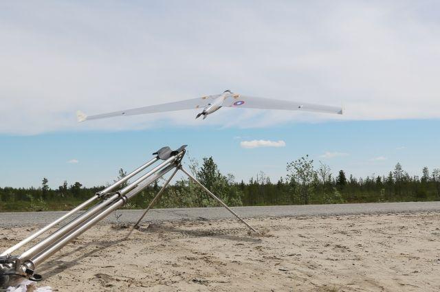 «РН-Пурнефтегаз» контролирует парниковые газы с помощью беспилотников