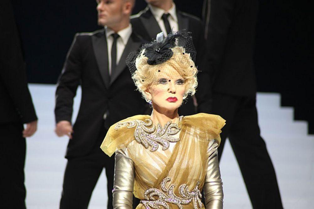 Актриса Людмила Гурченко (2011 год)