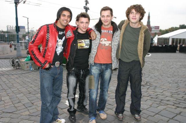 Группа «Корни».