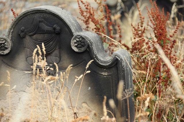 На одном из камней обнаружили изображение покойной женщины.