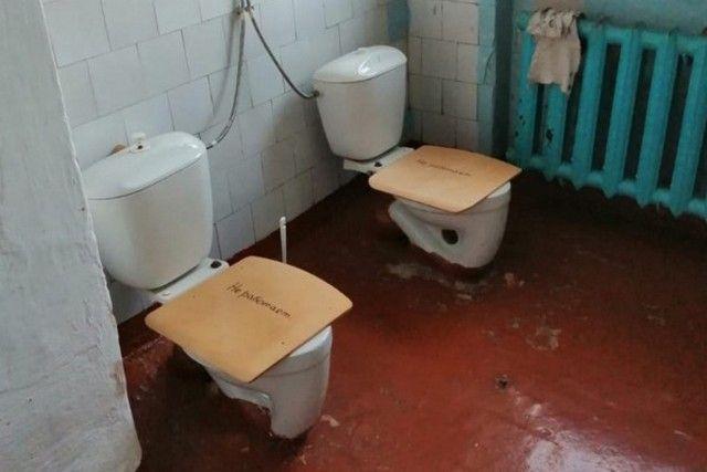 Туалет Миньярской СОШ №4 к осени будет отремонтирован. Но не организаторами конкурса, а муниципалитетом.