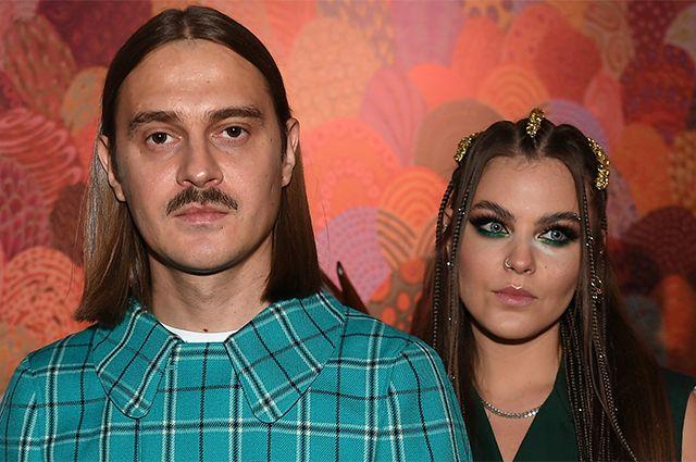 Участники группы Little Big Софья Таюрская и Илья Прусикин.