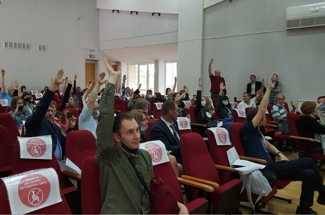 86 участников слушаний посчитали их несостоявшимися