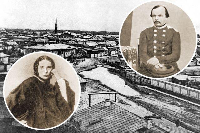 В Семипалатинске Достоевский оказался в марте 1854 года, прожил там более пяти лет и встретил Марию Дмитриевну Исаеву.