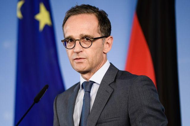 В МИД Германии ответили на просьбу Зеленского о поставках оружия