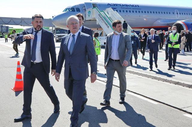 Создание пассажирского хаба – важная, но не завершающая точка в развитии авиационного узла Красноярска.