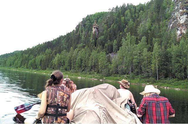 Помимо традиционных маршрутов сплавов в Пермском крае появляются новые водные туры.