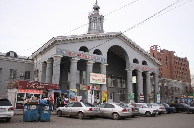 Площадь перед вокзалом станет пешеходной зоной.
