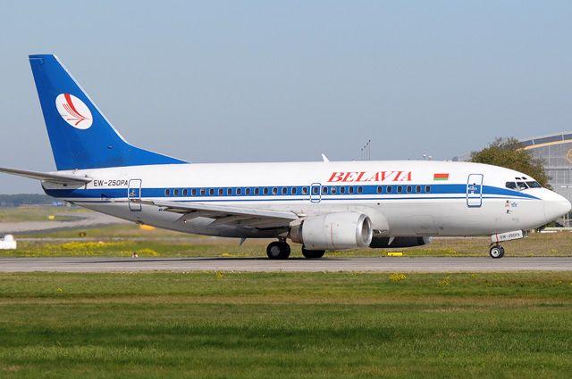 Беларусь хочет обратиться в ICAO из-за закрытия Украиной авиапространства