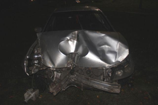 Мужчина находился в состоянии сильного алкогольного опьянения и не имел права управлять транспортным средством.