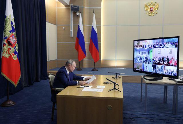 Путин выразил надежду на безупречную работу схемы с детским кешбэком