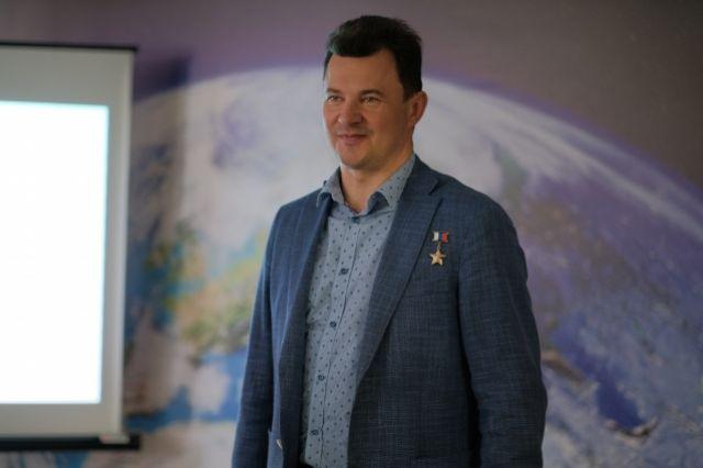 Роман Романенко рассказал о сложностях работы в открытом космосе