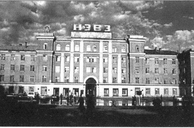 В 1962 году на НЭВЗе повысили нормы выработки.