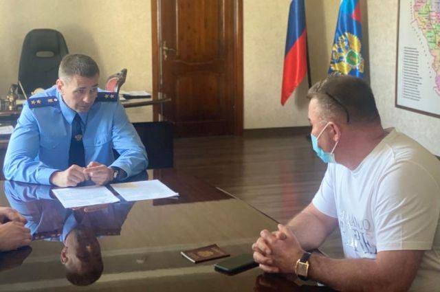2 июня Дмитрий Демешин посетил Кузбасс с рабочим визитом.