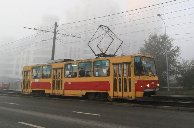 Грустный трамвай.