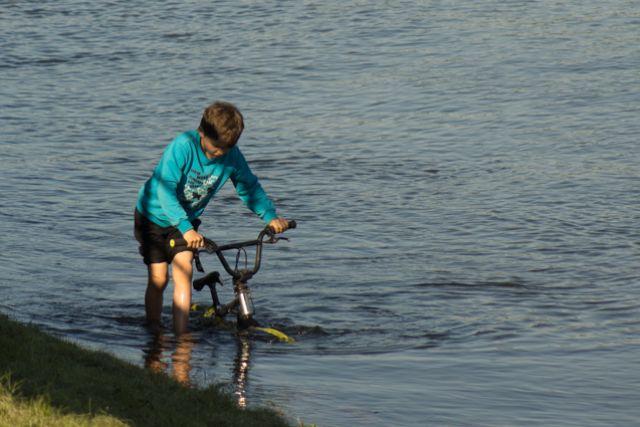 Сброс воды на Красноярской ГЭС составил 6100 м3/с.