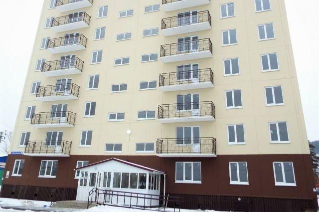 На территории Кузбасса реализуется нацпроект «Жилье и городская среда».