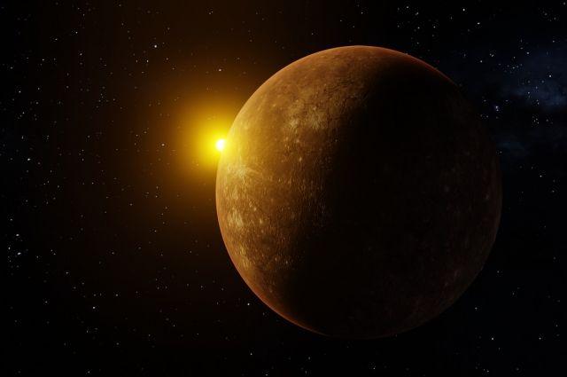 Меркурий слегка воздействует на силу тяготения, но не оказывает влияния на людей.
