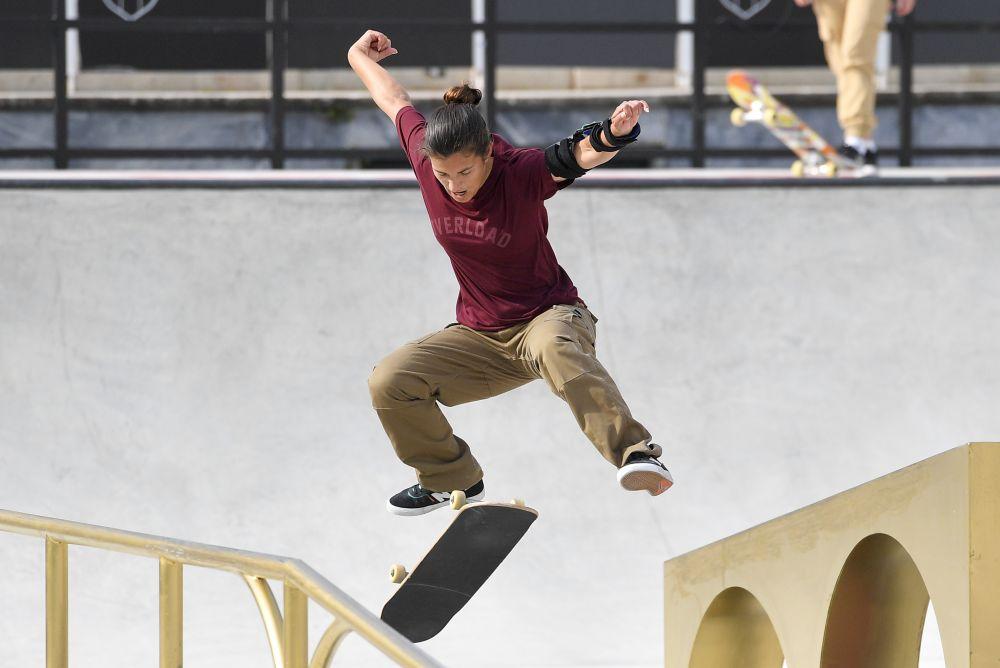 Чемпионат мира по уличному скейтбордингу