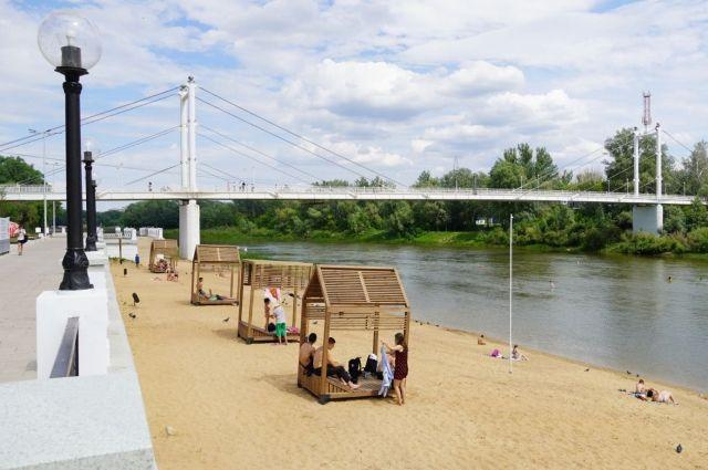 В Оренбуржье не выдано ни одного разрешения на работу пляжей.