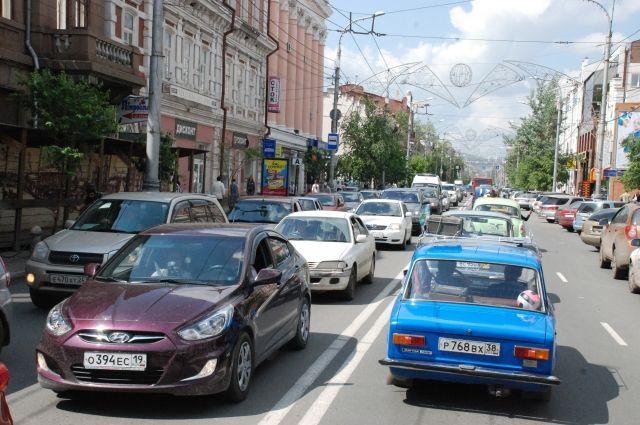 В эти выходные проспект впервые за долгое время перекроют для движения транспорта.