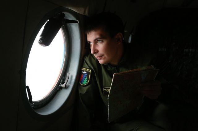 Максим - летчик-наблюдатель, таких специалистов по всей стране чуть больше 250.