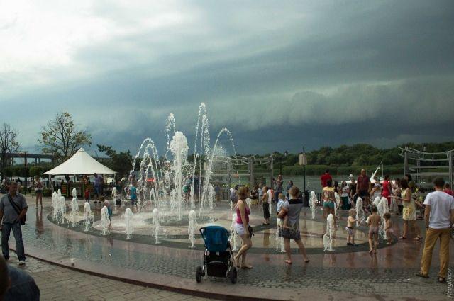 Прогноз погоды в Ростовской области – дело непредсказуемое