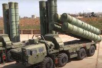 Зенитная система С-500 «Прометей».