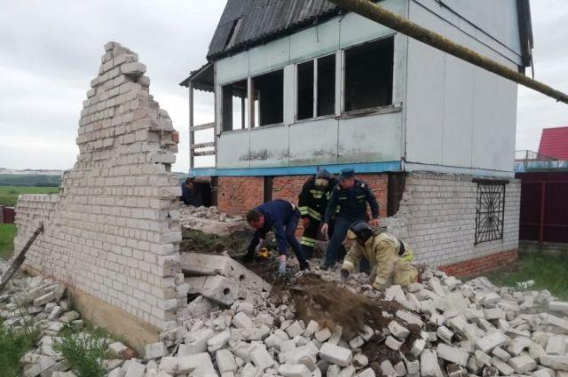 В воронежском селе Копанище трагически погибли трое детей.