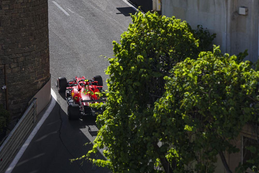 Пилот Ferrari Карлос Сайнс