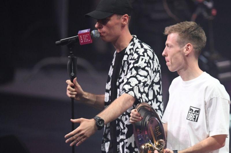 В номинации «Прорыв года» победила группа Dabro.