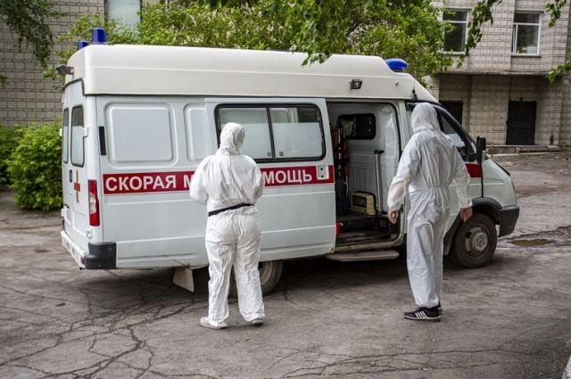 Резкий рост заболеваемости CIVID-19 зафиксирован в Новосибирской области