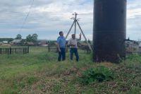 Прокурор выявил высокую изношенность водопроводных сетей Тюльганского района.