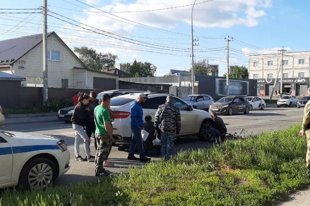 Стали известны подробности о сбитом BMW мальчике в Новосибирске