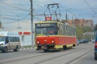 В момент происшествия трамвай начинал движение.